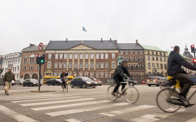 Danske Banki peakorter Kopenhagenis.
