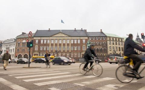 Штаб-квартира Danske Bank в Копенгагене