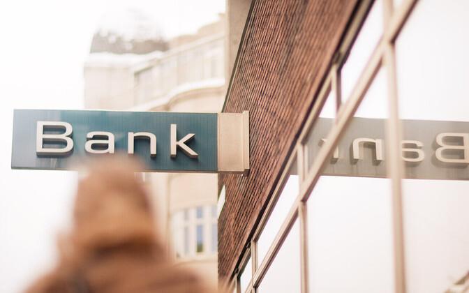 Danske Bank logo.