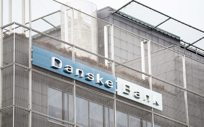 Danske Bank's Estonian branch in Tallinn.