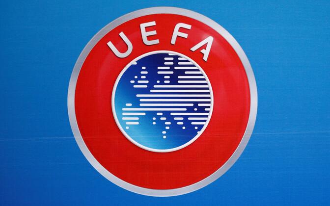 Эмблема УЕФА,