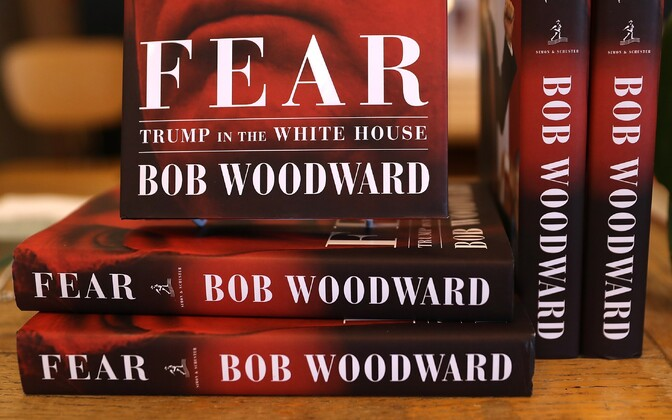 Bob Woodward's book