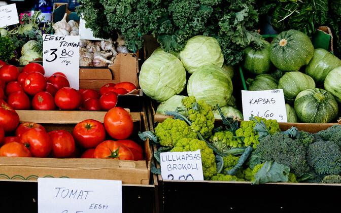 Власти района не сомневаются, что Ласнамяэ нужен свой рынок.