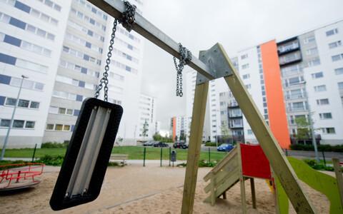 Район Раадику в Таллинне.