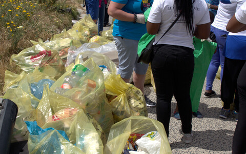 Millions participated in the 2018 World Cleanup Day, an originally Estonian initiative.