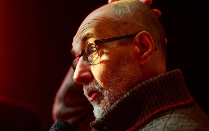 Роман Баскин (1954-2018).
