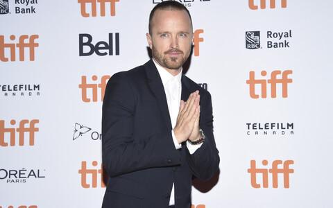 Aaron Paul 2018. aasta Toronto filmifestivalil.