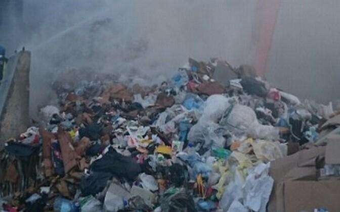 Nii suurt osa kui Eestis, ei põletata olmejäätmeid kuskil Euroopas.