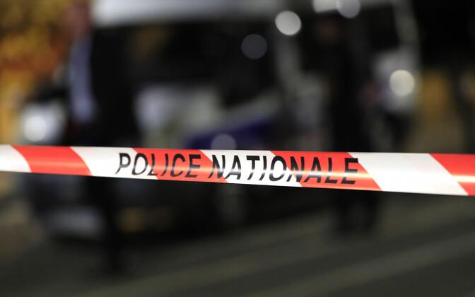 Politseilint Prantsusmaal.