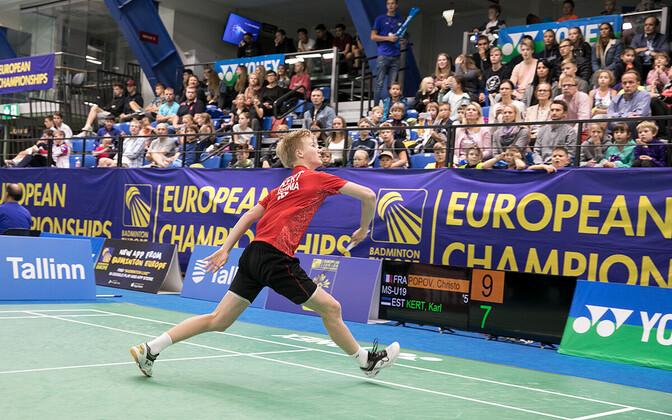 Karl Kert EM kaheksandikfinaal