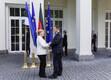 Peaminister Jüri Ratas kohtus Vilniuses Angela Merkeliga