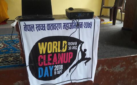 Maailmakoristuspäeva plagu Nepalis