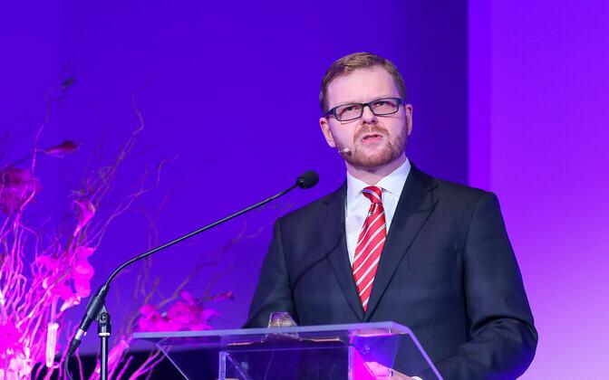 Head of the Estonian Financial Supervision Authority Kilvar Kessler.