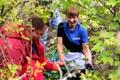 Kaljulaid osales maailmakoristuspäeval Ukrainas