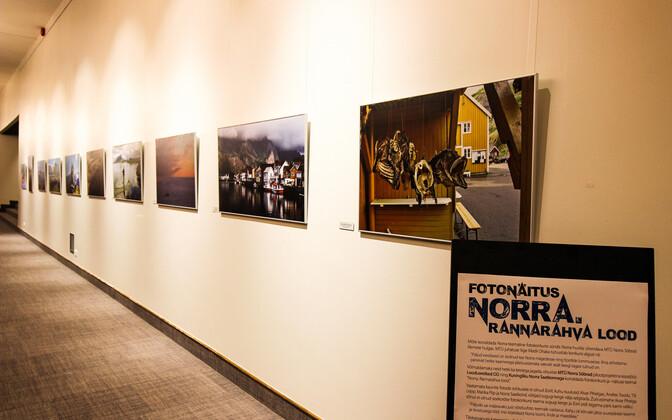 Ugala teatrigaleriis saab tutvuda Norra rannaelu tutvustava fotonäitusega