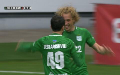 Tallinna FC Flora - JK Narva Trans