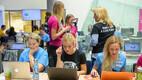 Maailmakoristuspäeva staap Tallinna Ülikoolis.