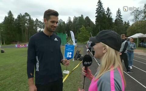 Magnus Kirt kuu parima sportlase vimpliga