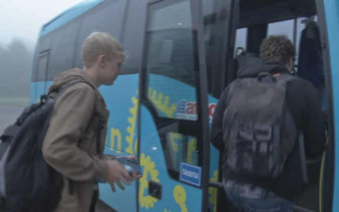 County bus routes in the majority of Estonian counties have been free since summer.