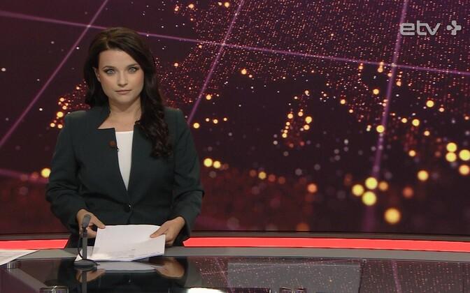 Ульяна Гусев в прямом эфире.