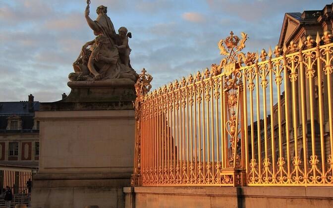 Версаль.