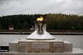 Tallina Olümpiapurjespordikeskuses avati renoveeritud olümpiatule ase