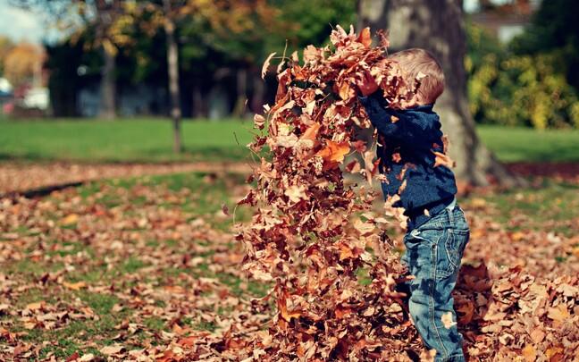 Lastel napib aega elust rõõmu tunda.