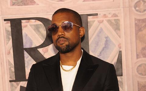 Kanye West Ralph Laureni 50. aastapäeva üritusel 2018. aasta septembris.