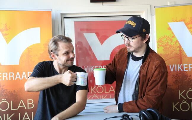 Kaarel Nõmmik ja Mattias Naan