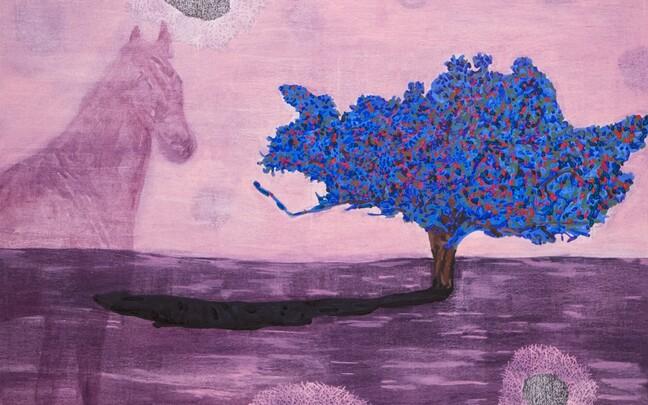 Картина Марии Сидляревич.