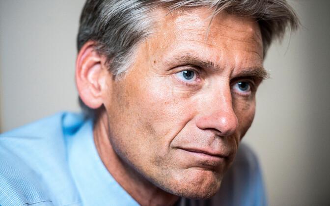 Thomas Borgen astus Danske tegevjuhi kohalt tagasi
