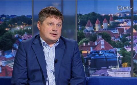 Äripäeva peatoimetaja asetäitja Aivar Hundimägi.