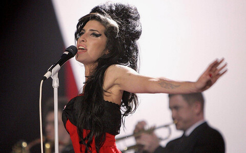 Amy Winehouse 2007. aastal.
