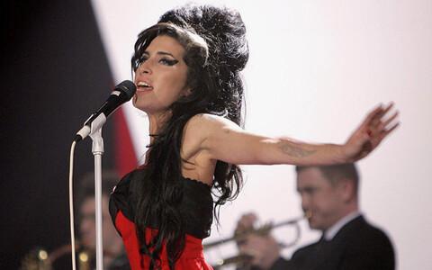 Amy Winehouse 2007. aastal.