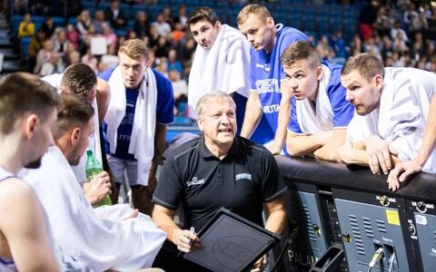 Eesti korvpallikoondis ja Tiit Sokk
