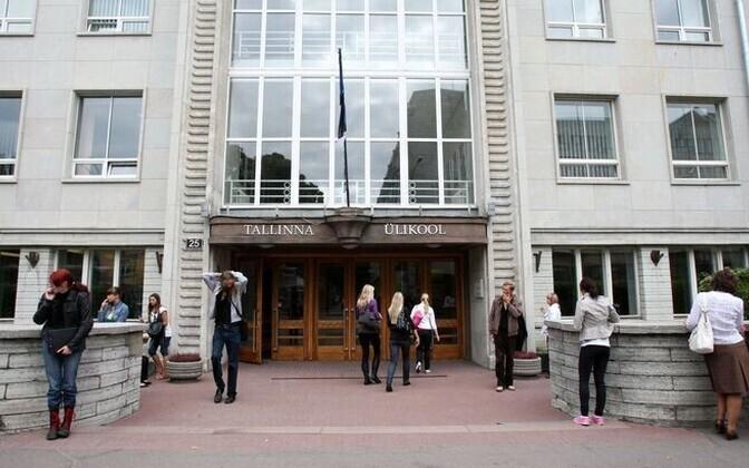 Таллиннский университет требует от Марта Хельме публичных извинений.