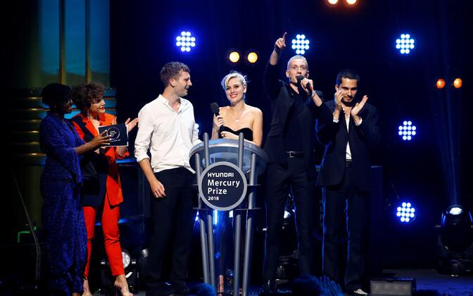 Mercury Prize 2018 võitis Wolf Alice