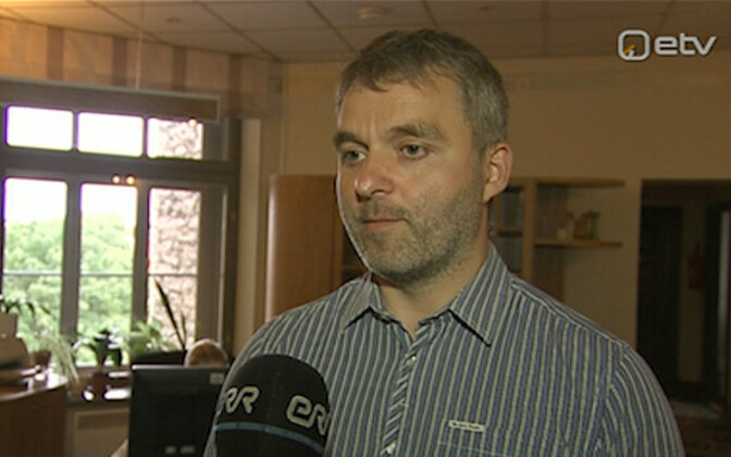 Justiitsministeeriumi asekantsler Marko Aavik.