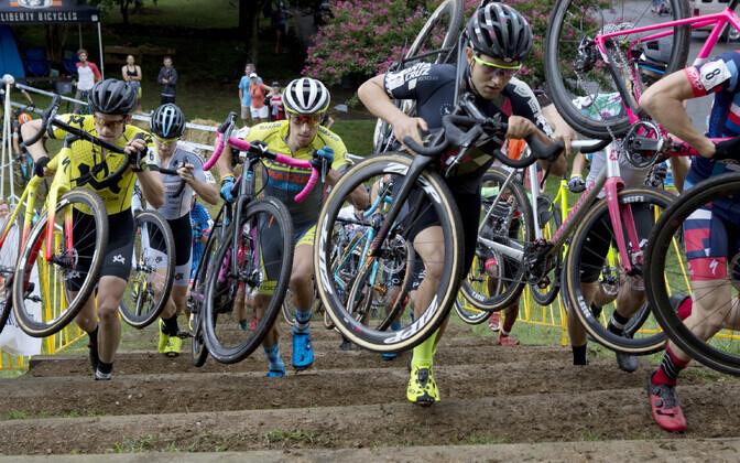 Cyclo-crossi võistlus