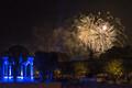 Фестиваль света в Кадриорге.