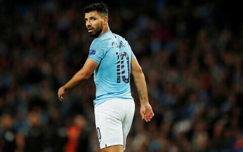 Sergio Agüero unistas Manchester Citys veeta kokku kümme aastat. Uus leping seda võimaldabki