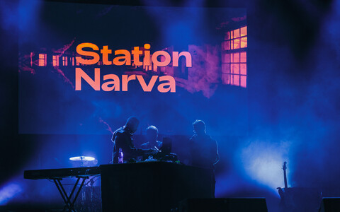 Station Narva