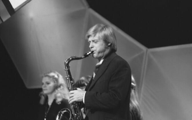 Saksofonimängija Avo Tamme