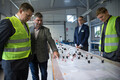 Prime Minister Jüri Ratas toured the island of Hiiumaa on Friday. 21 September 2018.