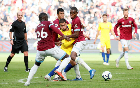 West Ham - Londoni Chelsea
