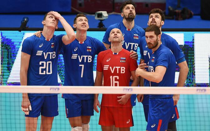 Venemaa võrkpallikoondis
