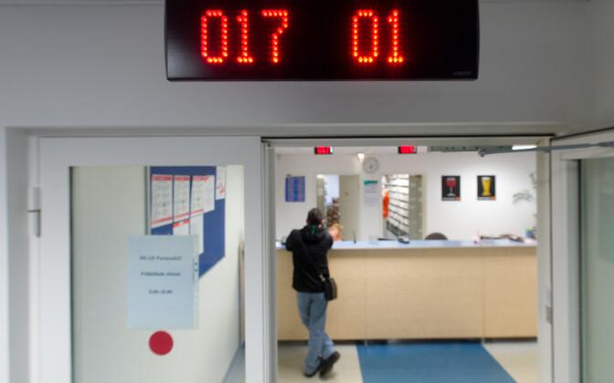 Lääne-Tallinna Keskhaigla registratuuritöötajad soovitavad digiregistratuuris pandud arstiaja telefonitsi üle kontrollida: kas süsteem ikka registreeris selle või ei.
