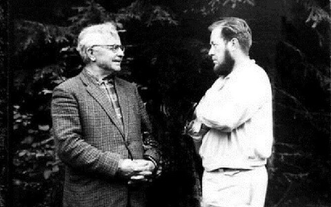 Arnold Susi ja Aleksandr Solzenitsõn