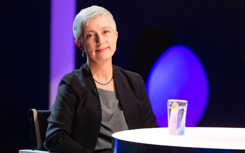 Poola kultuurivahendaja Slawomira Borowska-Peterson