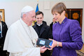 Папа Римский Франциск стал э-резидентом Эстонии